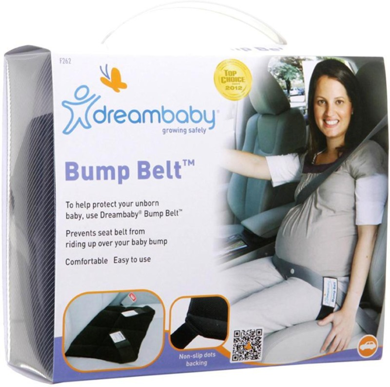 Dreambaby Bump Belt(Black)