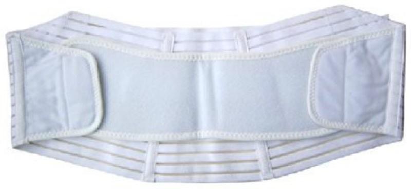Health And Yoga Maternity Belt(White)