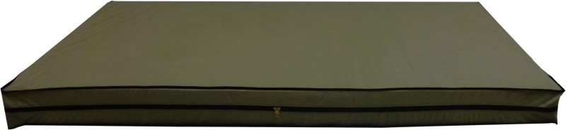 Dream Care Zippered Queen Size Waterproof Mattress Protector(Brown)