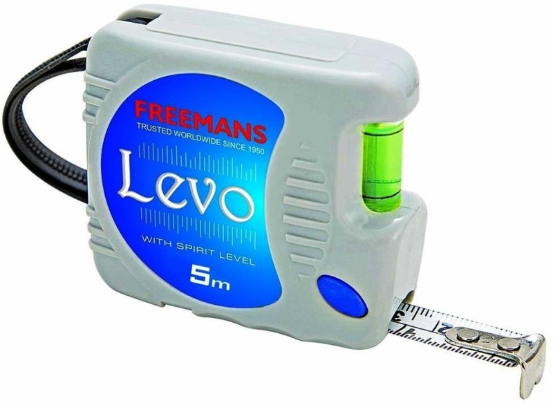 Freemans Levo 5mtr X 16mm Measurement Tape(5 Metric)