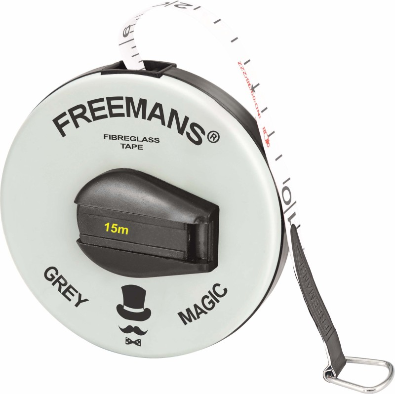 Freemans GM15 Measurement Tape(15 Metric)