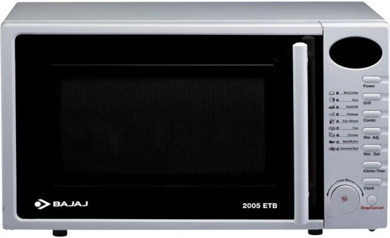 Bajaj 20 L Grill Microwave Oven - 23% Off
