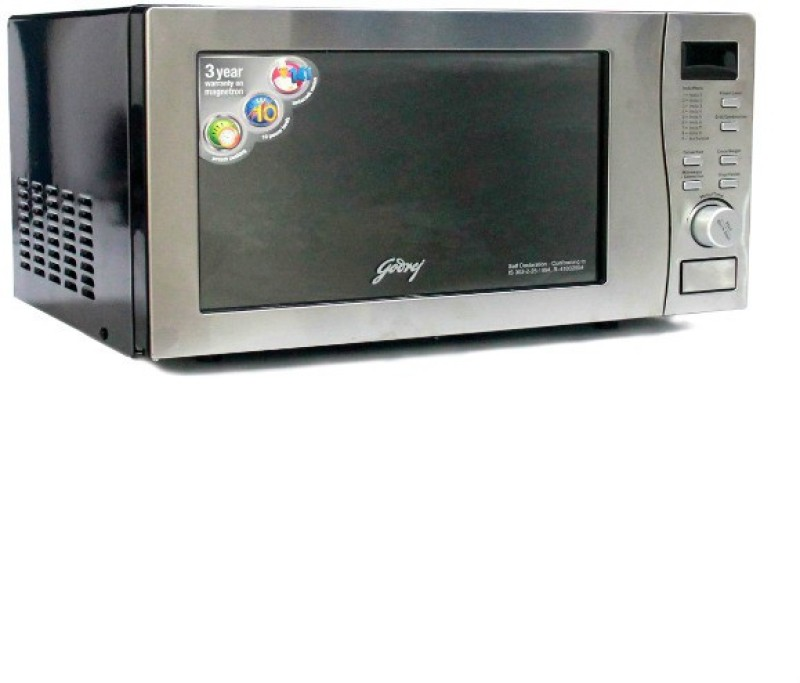 Deals | Godrej 20 L Convection Microwave Oven Multi Stage Cooking