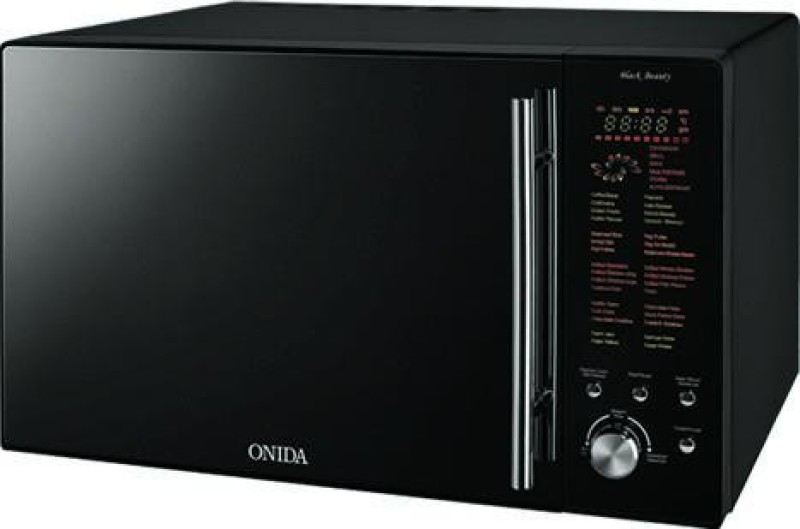 Onida 28 L Convection Microwave Oven(MO28CJS16B, Black Beauty)