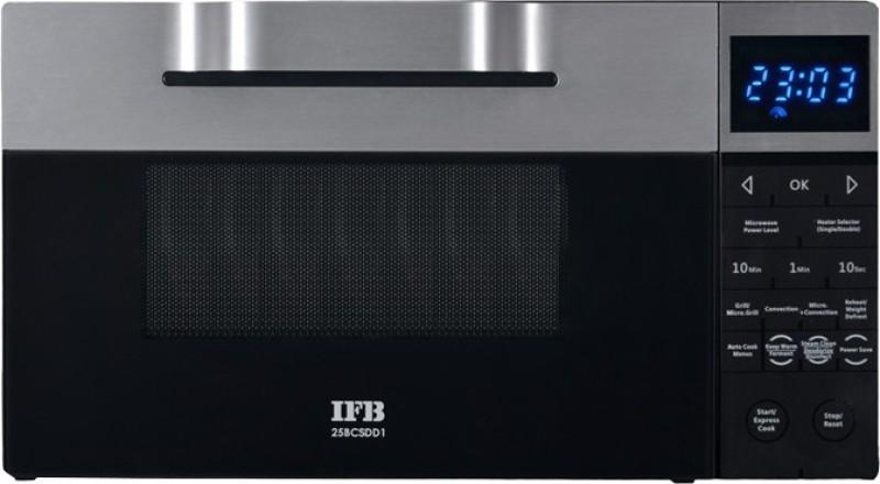 IFB 25 L Convection Microwave Oven(25BCSDD1, Black)