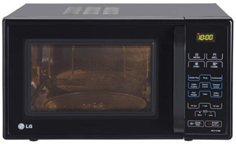 LG 21 L Convection Microwave Oven(MC2143CB, Black)
