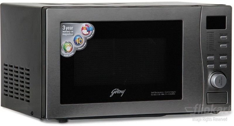 Deals | Godrej 20 L Convection Microwave Oven 3 Year Warra