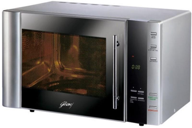 Godrej 30 L Convection Microwave Oven(SIM GMX 30 CA1, Silver)