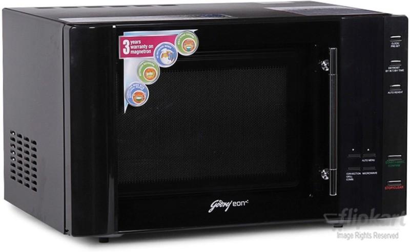 Godrej 30 L Convection Microwave Oven(GME 30CR1BIM, Black)