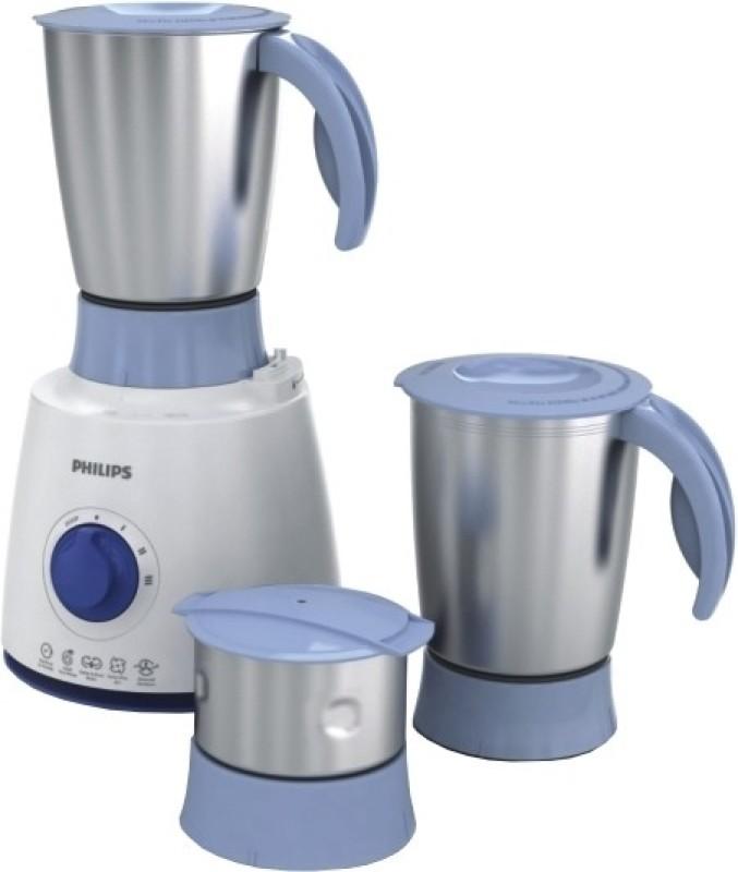 Philips HL7620/04 500 W Mixer Grinder(Silver, 3 Jars)