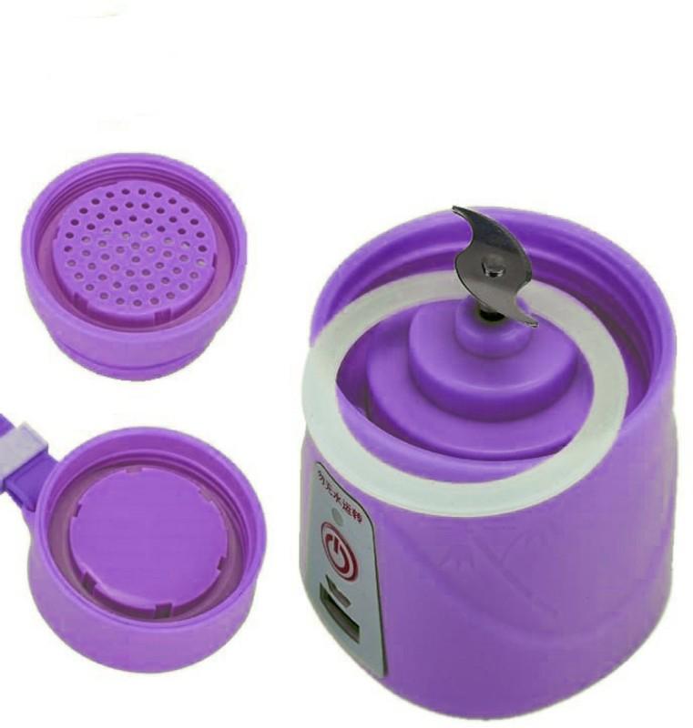 Flintstop ELJ - Purple Electric Juicer - Purple by Flintstop 220 W Juicer(Purple, 1 Jar)