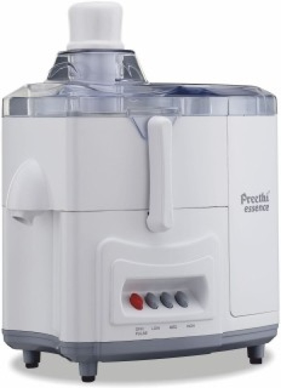 Preethi Juicer Essence CJ 101 600 W Juicer(White, 1 Jar)