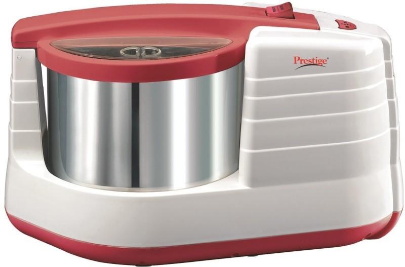 Prestige PWG 02 200 W Mixer Grinder(Red, 1 Jar)