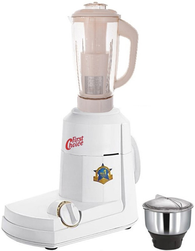 Firstchoice New_MGJ-125 Latest Jar attachments of chutney & juicer jarType-98 1000 W Juicer Mixer Grinder(Multicolor, 2 Jars)
