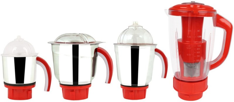 rotomix Set of 4 Jars AC97 Mixer Juicer Jar(1000 ml)