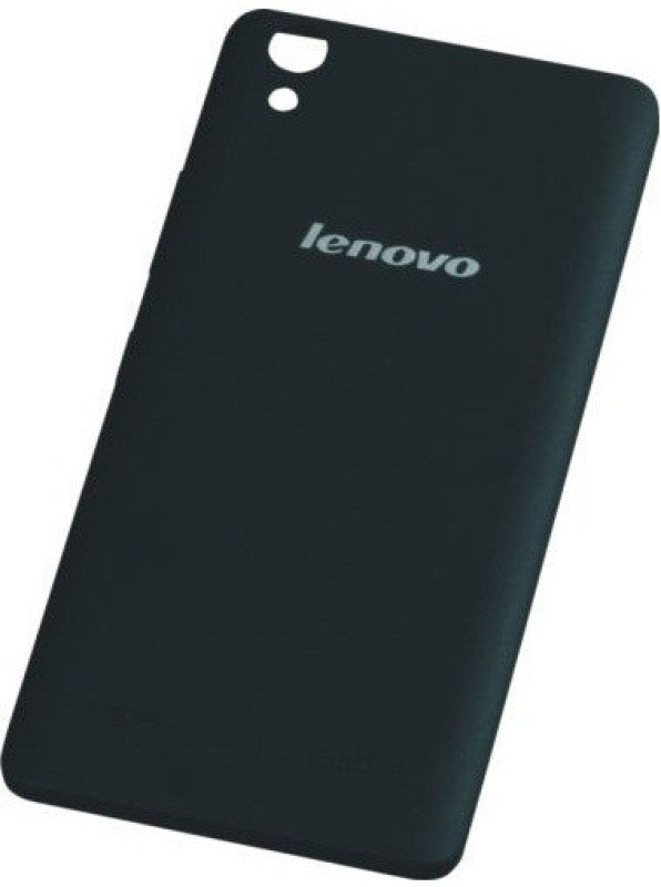Case Creation Lenovo A6000,A6000 Plus Back Panel(Black)