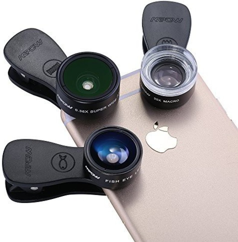 Mpow B0177RN5VO Mobile Phone Lens(Fisheye)