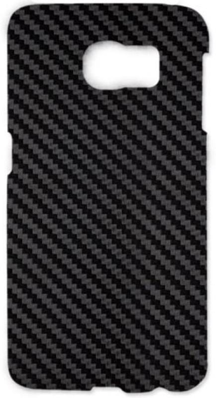 SKIN4GADGETS Black Carbon Fiber Texture Phone Designer CASE for SAMSUNG GALAXY S6 EDGE (G9250) SAMSUNG GALAXY S6 EDGE (G9250) Mobile Skin(Multicolor)