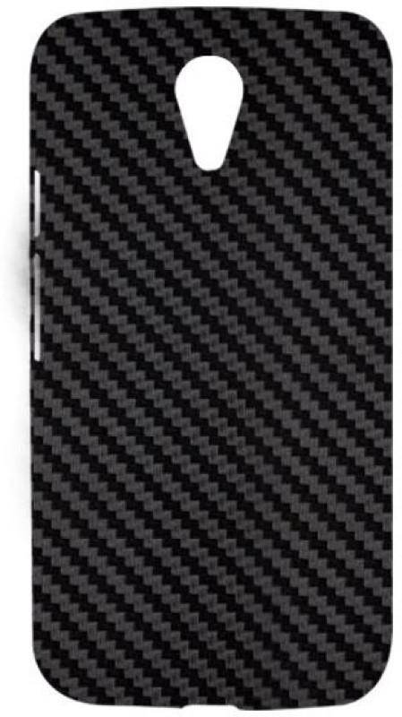 SKIN4GADGETS Black Carbon Fiber Texture Phone Designer CASE for MOTOROLA MOTO G 2ND G MOTOROLA MOTO G 2ND G Mobile Skin(Multicolor)