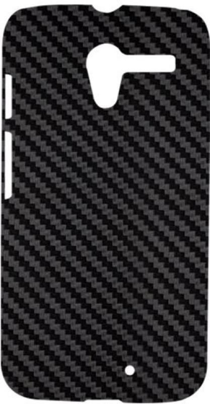 SKIN4GADGETS Black Carbon Fiber Texture Phone Designer CASE for MOTOROLA MOTO X (XT-1055,1053) MOTOROLA MOTO X (XT-1055,1053) Mobile Skin(Multicolor)