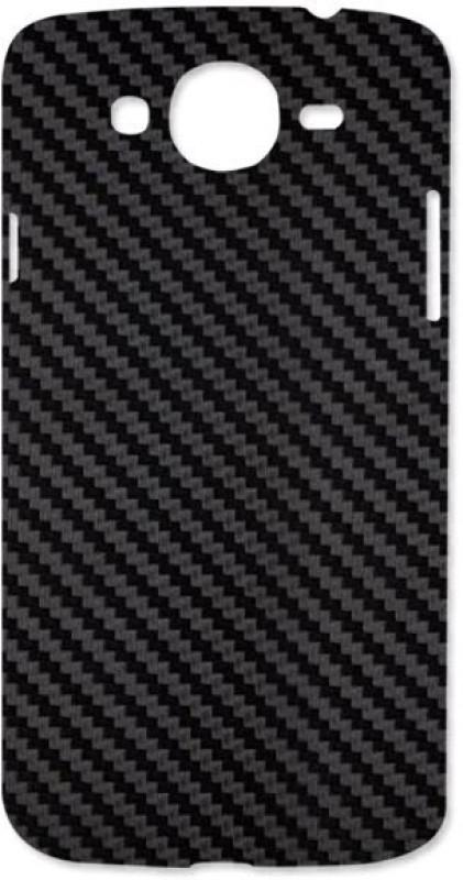 SKIN4GADGETS Black Carbon Fiber Texture Phone Designer CASE for SAMSUNG GALAXY MEGA 5.8 (I9150) SAMSUNG GALAXY MEGA 5.8 (I9150) Mobile Skin(Multicolor)