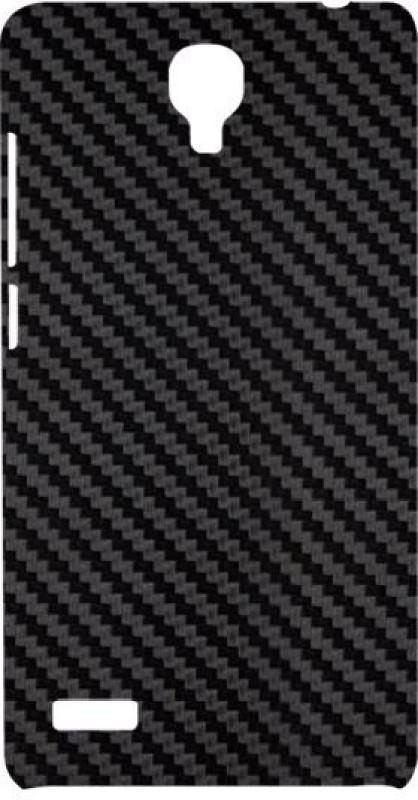 SKIN4GADGETS Black Carbon Fiber Texture Phone Designer CASE for XIAOMI REDMI NOTE XIAOMI REDMI NOTE Mobile Skin(Multicolor)