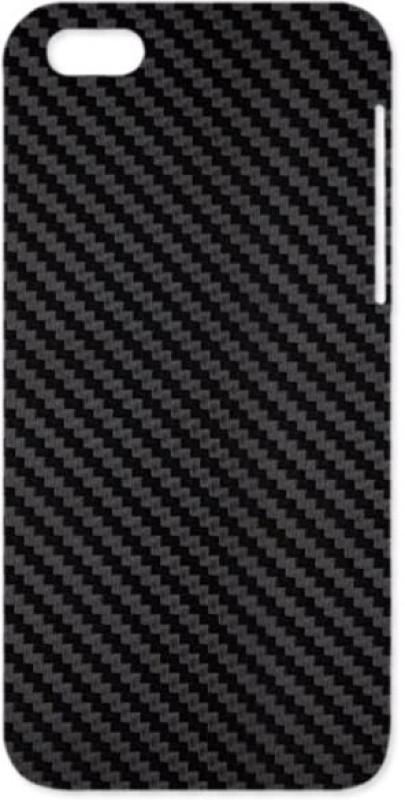 SKIN4GADGETS Black Carbon Fiber Texture Phone Designer CASE for APPLE IPHONE 5S APPLE IPHONE 5S Mobile Skin(Multicolor)