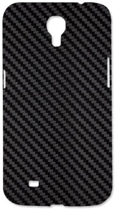 SKIN4GADGETS Black Carbon Fiber Texture Phone Designer CASE for SAMSUNG GALAXY Mega 6.3 SAMSUNG GALAXY Mega 6.3 Mobile Skin(Multicolor)