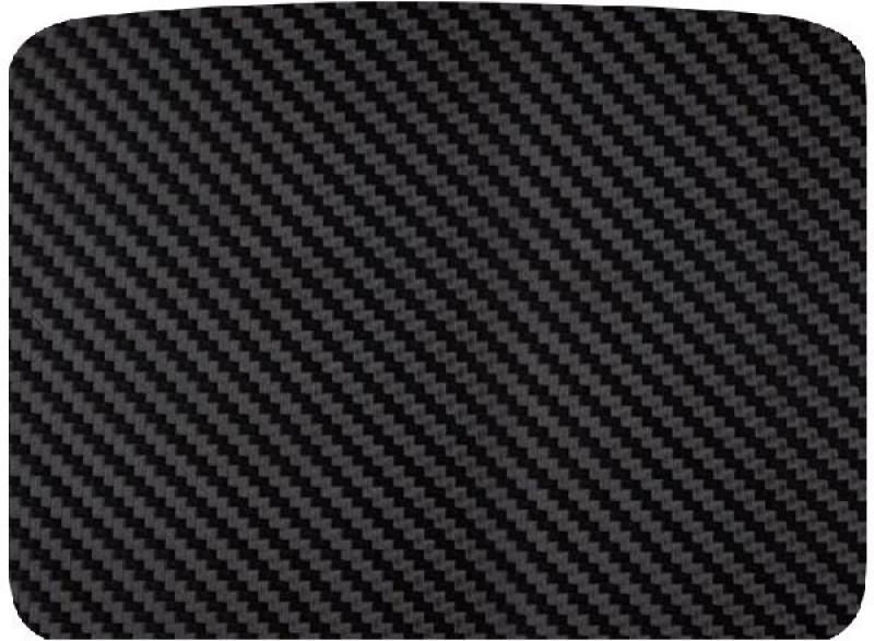 SKIN4GADGETS Black Carbon Fiber Texture Laptop Skin for ACER ASPIRE 7520 ACER ASPIRE 7520 Mobile Skin(Multicolor)
