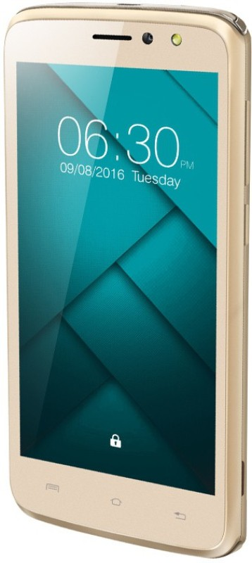 Xolo ERA 2-4G with VoLTE (Pyramid Gold, 8 GB)(1 GB RAM) image