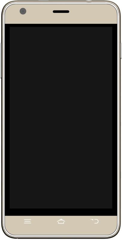 Intex Aqua Life III (Champagne, 8 GB)(1 GB RAM)