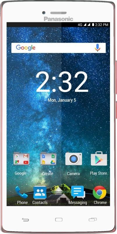 Panasonic Eluga Turbo (Rose Gold, 32 GB)(3 GB RAM) image