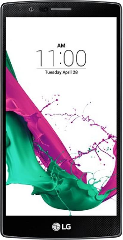LG G4 (Genuine Leather Brown, 32 GB)(3 GB RAM)
