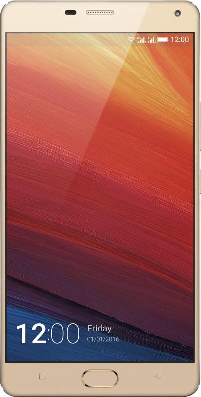 Gionee Marathon M5 Plus (Champagne Gold, 64 GB)(3 GB RAM) image