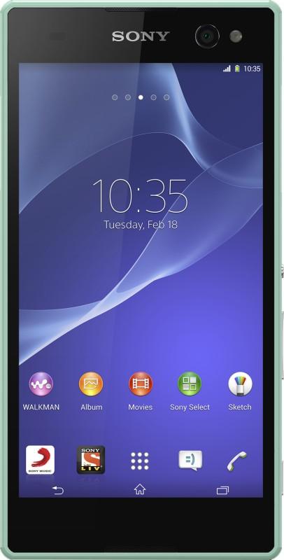 Sony Xperia C3 (Fresh Mint, 8 GB)(1 GB RAM)