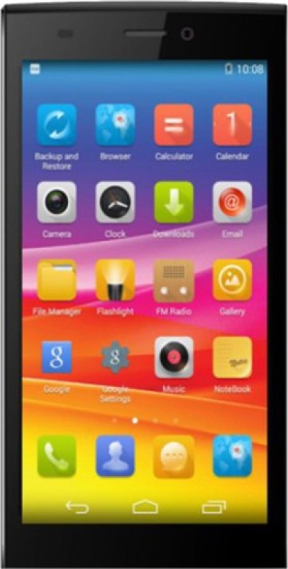 Micromax Canvas Nitro 2 (Grey & Silver, 16 GB)(2 GB RAM)