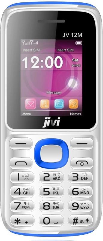 JIVI JV 12M(White, Blue) image