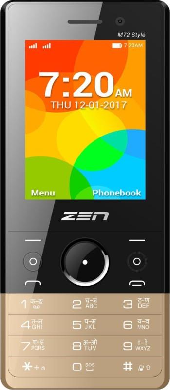 Zen M72 Style(Black & Gold) image