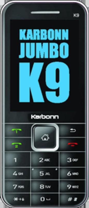 Karbonn K-9 image