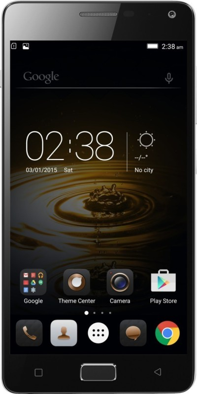 Lenovo Vibe P1 Turbo (Grey 32 GB)