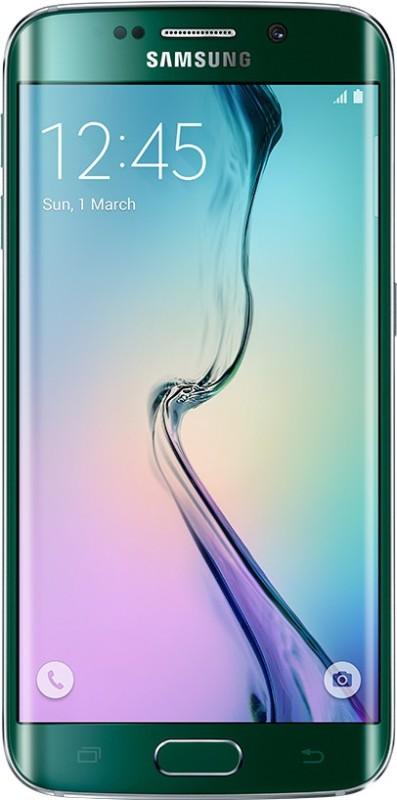 SAMSUNG Galaxy S6 Edge (Green Emerald 32 GB)