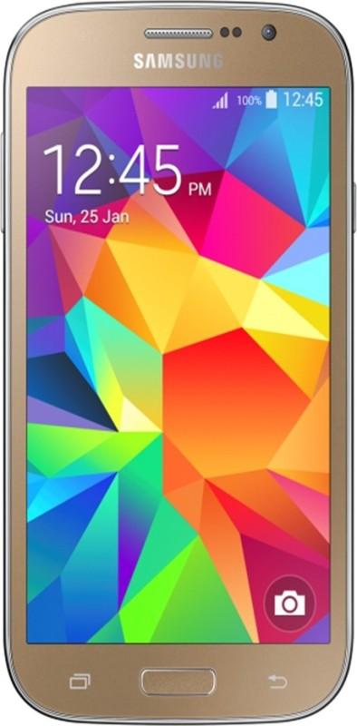 Samsung Galaxy Grand Neo Plus (Gold, 8 GB)(1 GB RAM)