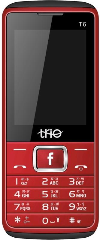 Trio T6(Red & Black)