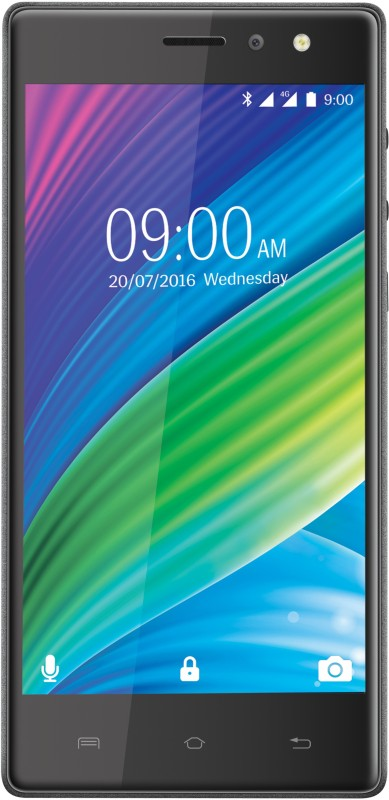 Lava X41 Plus (Black, 32 GB)(2 GB RAM)