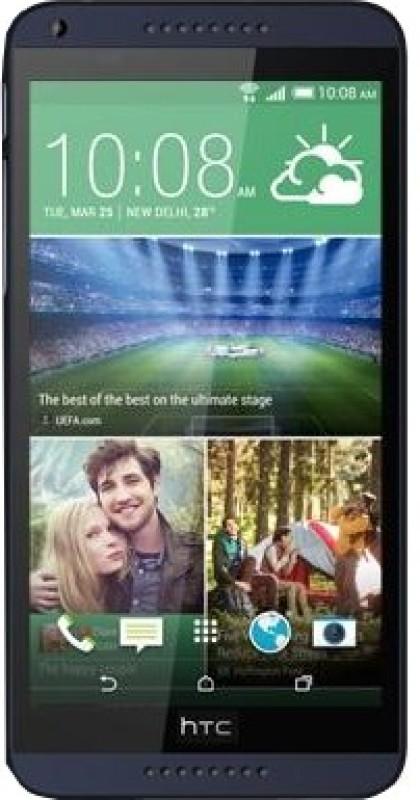 HTC Desire 816G (Octa Core) (Blue, 16 GB)(1 GB RAM) image