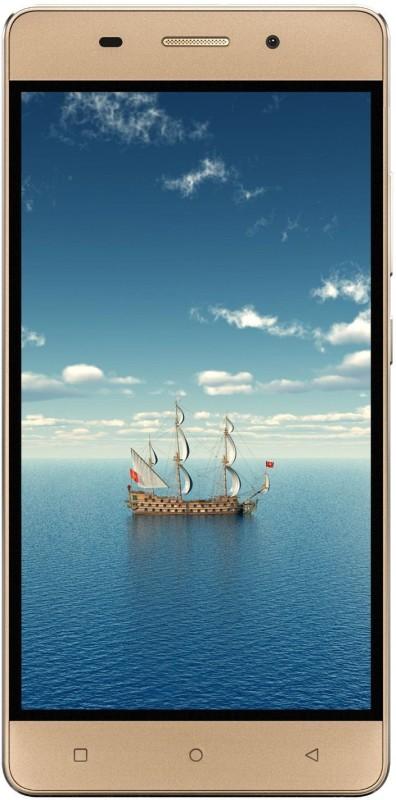 Gionee Marathon M5 Lite (Gold, 32 GB)(3 GB RAM)