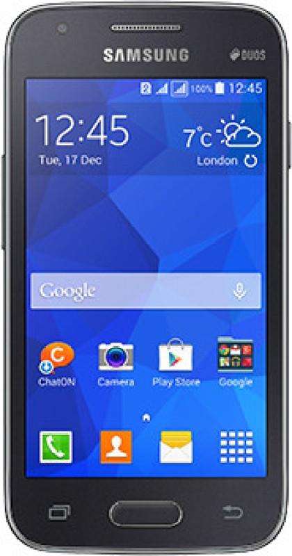 Samsung Galaxy S Duos 3 (Charcoal Grey, 4 GB)(512 MB RAM)