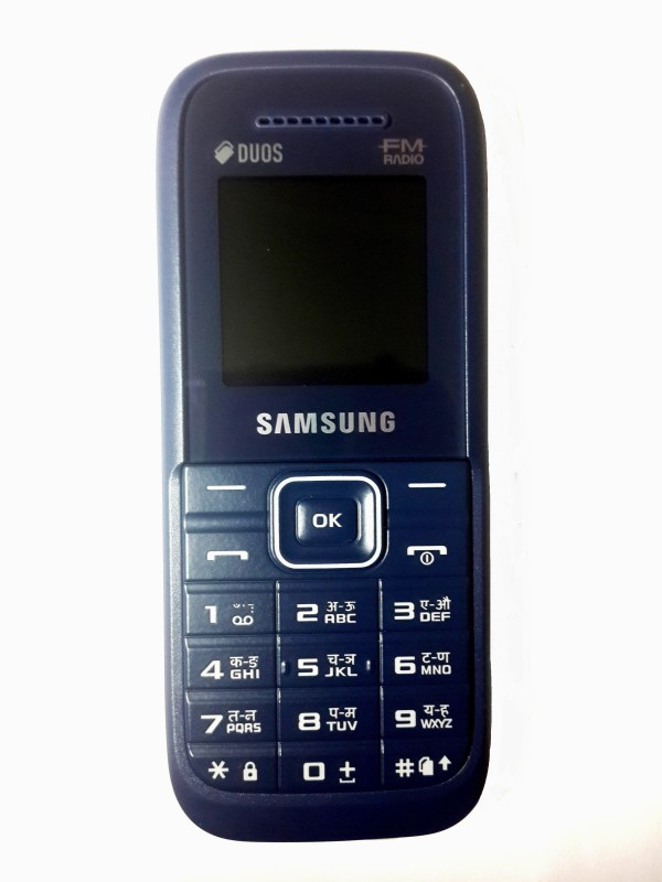 Samsung Guru FM Plus(Dark Blue)