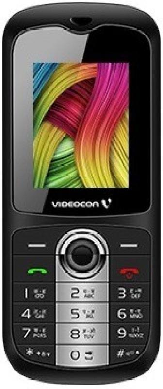 Videocon Dost V1BB (V1390+)(Black & Silver)