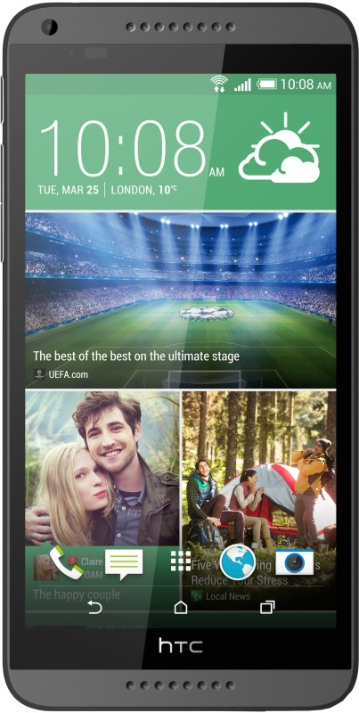 HTC Desire 816 (Dark Grey, 8 GB)(1.5 GB RAM) image